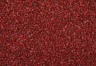Trans Quartz Red 2-4mm